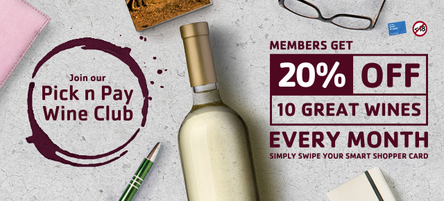 Pick n Pay Wine Club